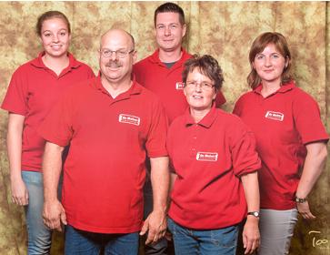 De Molen team